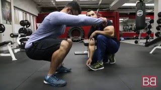 How to-  Build Solid Legs, learn the art of SQUATTING! (Hindi / Punjabi)