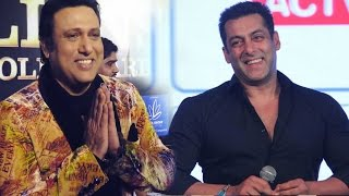 Govinda THANKS Salman Khan For Promoting His Film 'Aa Gaya Hero'
