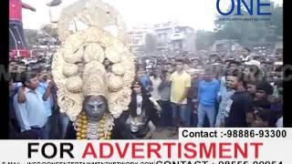 gurdaspur mein manaya dushhera | sundar jhakiya sajai | raavan jalaaya