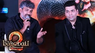 SS Rajamouli GETS Angry At Reporter For Comparing Baahubali 2 With Hercules