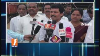 Governor Narasimhan and AP CM Chandrababu To Tour in Visakhapatnam Today | iNews