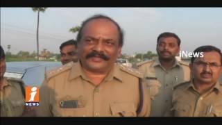 RTA Officials Raids Privite Travel Buses at Panthangi Toll Gate   12 Buses Sized   Yadadri   iNews