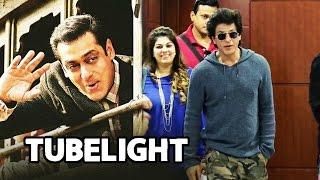 Salman's Tubelight Teaser CREATES Another Record, Shahrukh In Dubai For Short Film On Dubai Tourism