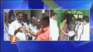 YSRCP Leader Malladi Vishnu Face To Face On Kakinada Corporation Election Campaign | iNews