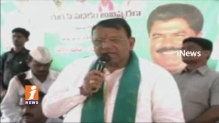 Pocharam Srinivas Reddy Lays Foundation For Development Works in Jukkal Mandal | iNews