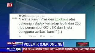 Mantan Wapres Boediono Ikut Komentar Soal Polemik Gojek