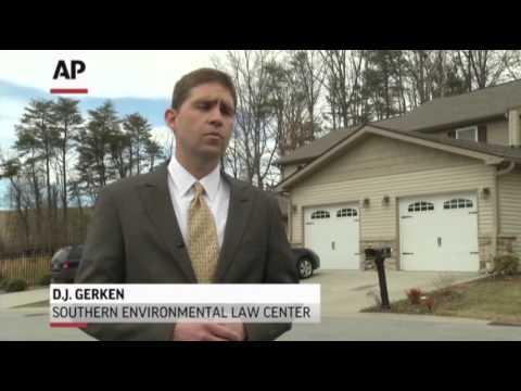 Tweak to NC Law Protected Duke's Coal Ash Pits News Video