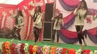 रंगारंग कार्यक्रम पेश कर छात्रों ने बटौरी तालियां