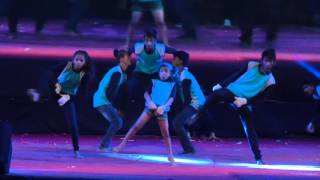 First and last Look Crew - CDC 2016 Finals