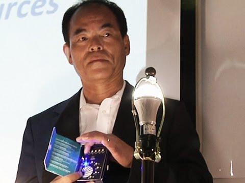 Nobel Winner Hopes LEDs Reduce Global Warming News Video