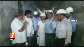 Polavaram Project Dam Design Review Panel Committee Inspects Project Works | iNeews