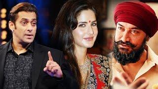 Salman To GET HUGE Amount For Dus Ka Dum 3, Katrina Kaif To ROMANCE Aamir Khan In Thugs Of Hindostan