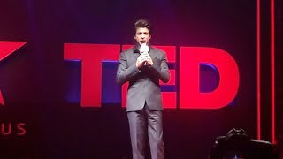 TED Talks India Nayi Soch PRESS CONFERENCE With Shahrukh Khan