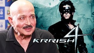 Rakesh Roshan WORKING On Hrithik Roshan's KRRISH 4