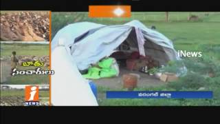 Duck Nomads Suffer With Duck Breeder In Warangal | iNews