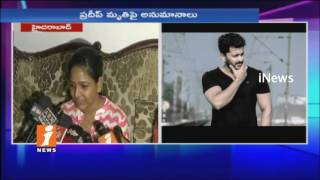 TV Actor Pradeep Kumar Commits Suicide | Wife Pavani Reveals Death Reasons | iNews