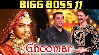 Deepika Padukone To DANCE On Ghoomar With Salman On Bigg Boss 11