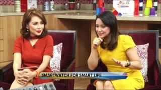 Promo Smart Living: Smartwatch for Smart Life