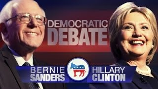 Clinton, Sanders Face Off in High Stakes Debate News Video