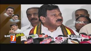 TDP Targets YSRCP and Jagan Ahead Of Nellore Municipal Elections   iNews