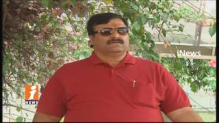 Congress MLC Ponguleti Sudhakar Reddy Fires On TRS Govt Over Sand Mafia In Telangana | iNews