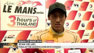 """Tim Jagonya Ayam with Eurasia Raih """"Pole Position"""""""