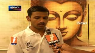 City People Showing Interest On Brick Yoga In Hyderabad | Metro Colours | iNews