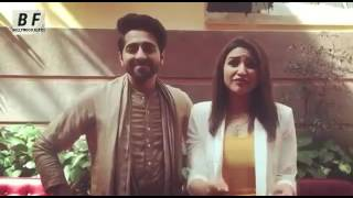 Ayushman & Parineeti Special Message - Meri Pyari Bindu - All Chapters