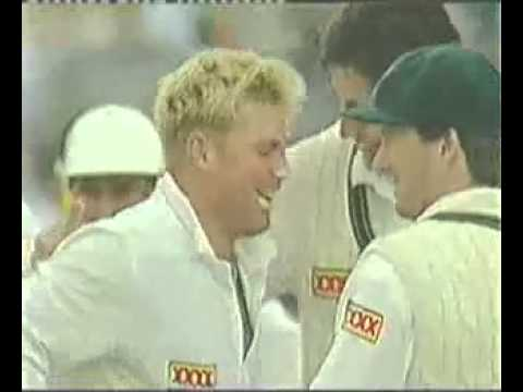 Shane Warne SUPERNATURAL SPIN  Must Watch - Cricket Classic Video