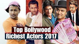Bollywood's TOP RICHEST Actor Of 2017 - Shahrukh Khan, Salman Khan, Aamir  Khan, Amitabh Bachchan video - id 321c929e7534 - Veblr Mobile