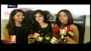 FBB Colors Femina Miss India Auditions 2017 Attracts Youth In Hyderabad | Metro Colors | iNews
