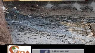 Smart City Panjim Pouring Sewage Into Mandovi!