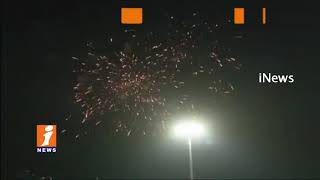 Narakasura Vadha In Vijayawada | Occasion Of Diwali | iNews