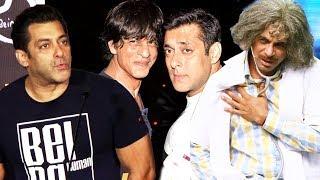 Salman Won't Work With Shahrukh In A Film, Salman Praises Sunil Grover's Talent