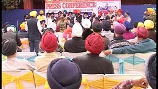 डीएसजीपीसी चुनाव - सिख सद्भावना दल ने किया चुनाव घोषणा पत्र जारी