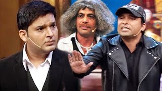 Chandan Prabhakar SUPPORTS Sunil Grover, To QUIT Kapil Sharma Show