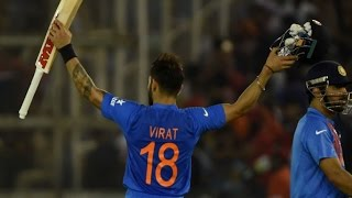 Virat Kohli's Magnificent Knock Against Australia in World T20 Sets Twitter Ablaze Sports News Video