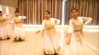 Tarana by Avartan School of Kathak (Nutan Patwardhan)