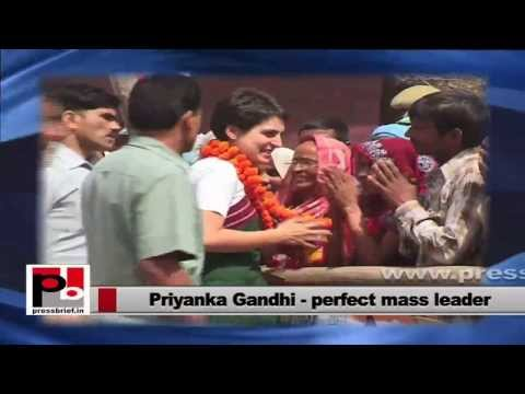 Priyanka Gandhi can play active role in Congress affairs