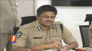 AP DGP Sambasiva Rao Press Meet to media over national emergency response centre NERS   iNews