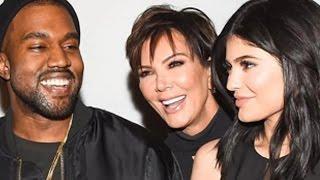 Kylie & Kris Jenner Agree Kanye Is 'Damaging The Kardashian Brand'