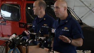Coast Guard- Missing 'El Faro' Cargo Ship Sank Video