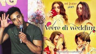 Veerey Ki Wedding Vs Veere Di Wedding - Pulkit Samrat Compares