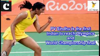 PV Sindhu - India's Golden girl