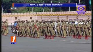 Trainee IPS Officers Receives Trophies From Arun Jaitley | National Police Academy | iNews