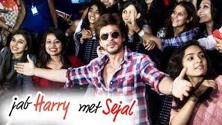 400 Girls Named Sejal Reached Shahrukh's House - Jab Harry Met Sejal