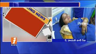 Victim Ramdevi And CI Response On Father Againest Inter Caste Marriage   Hayathnagar   iNews