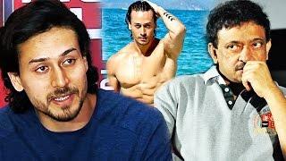 Tiger Shroff REACTS To Ram Gopal Varma Calling Him GAY & BIKINI BAE