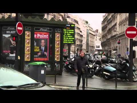Hollande- Private Affairs Handled 'privately' News Video