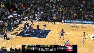 NBA: Andre Drummond Drops Double-Double on the Pacers